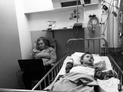 Hulluuden Highway -elämää vaikeasti vammaisen lapsen kanssa