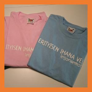 Erityisen ihana VELI/SISKO paita