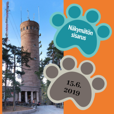 Sisarusten (12-17v) köysilaskeutuminen Pyynikin näkötornista, Tampere